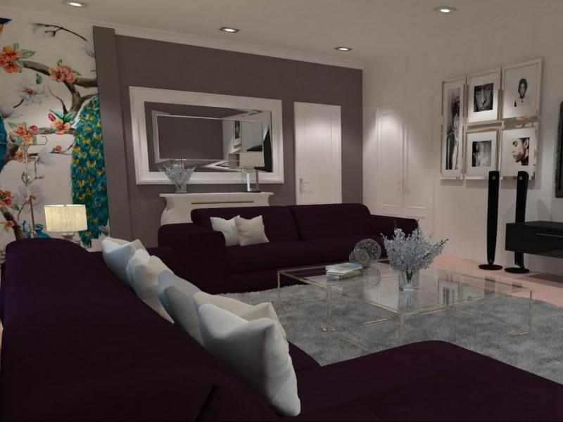 Proyecto de Interiorismo Salón